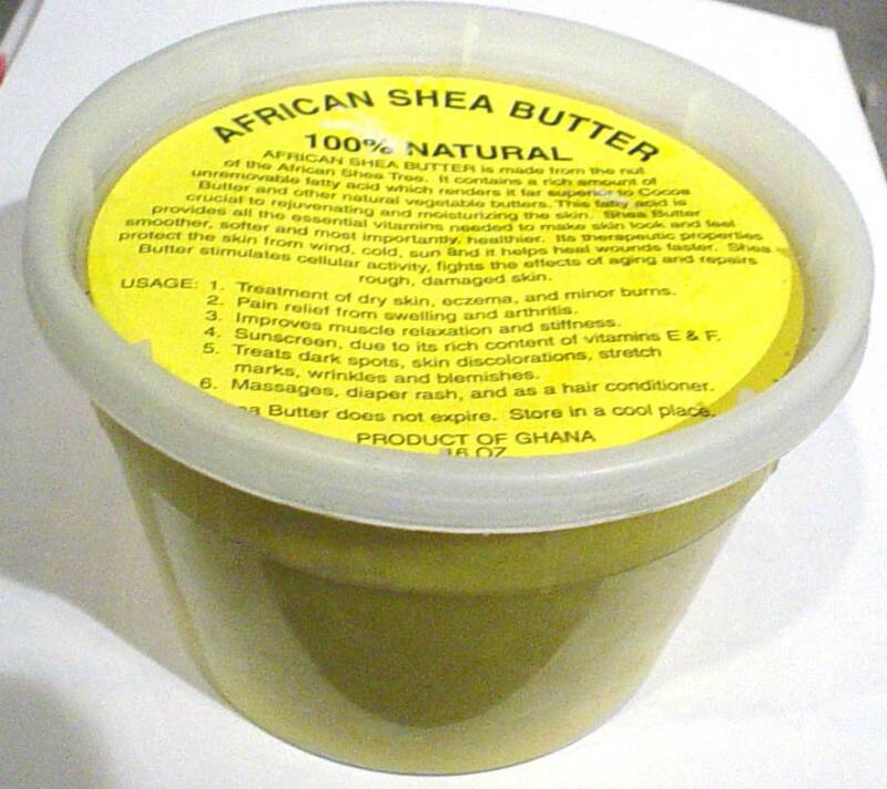 Dorian 39 s world shea butter baby - Unknown uses of butter ...